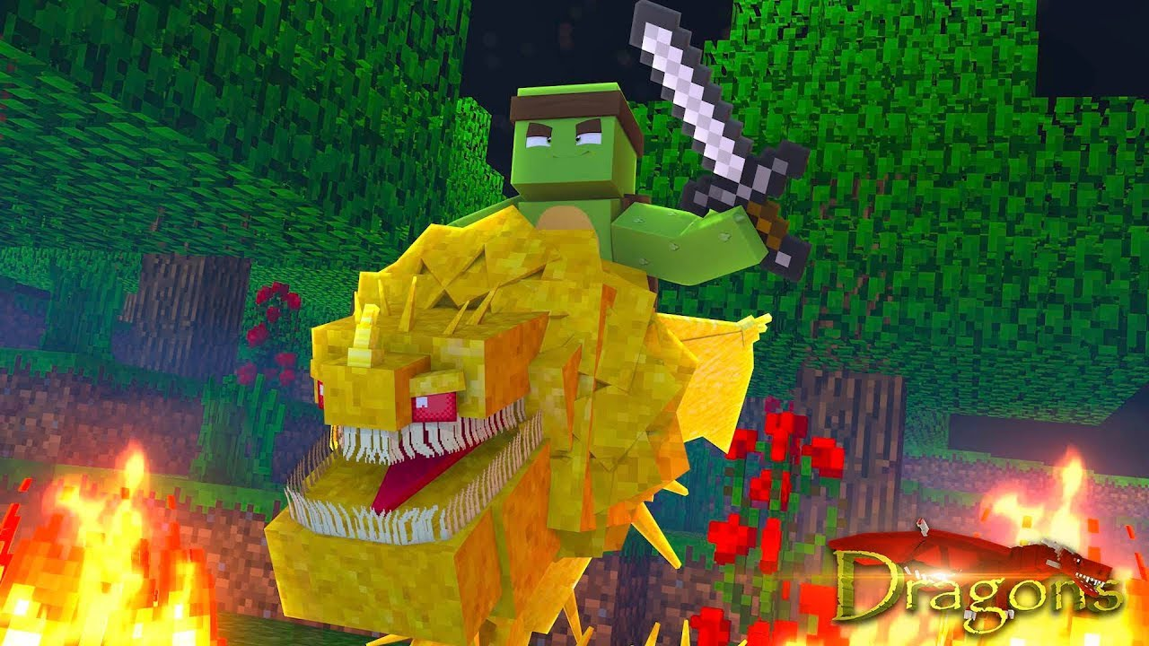 Tinyturtle Can Command All The Dragons Minecraft