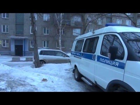 Убийство в Железнодорожном районе Новосибирска