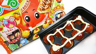 японский набор: Такояки из порошка, Kuru Kuru Takoyaki  Вкусняшки