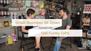 Qneo | Small Business Sit Down 002 | Get Funky Gifts