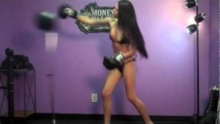 Havoc Daily Bikini For Money Talks Boxing Self Defense