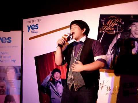 "Lin Yu Chun 林育羣 Sings ""I Will Always Love You""  Live in KL Showcase"