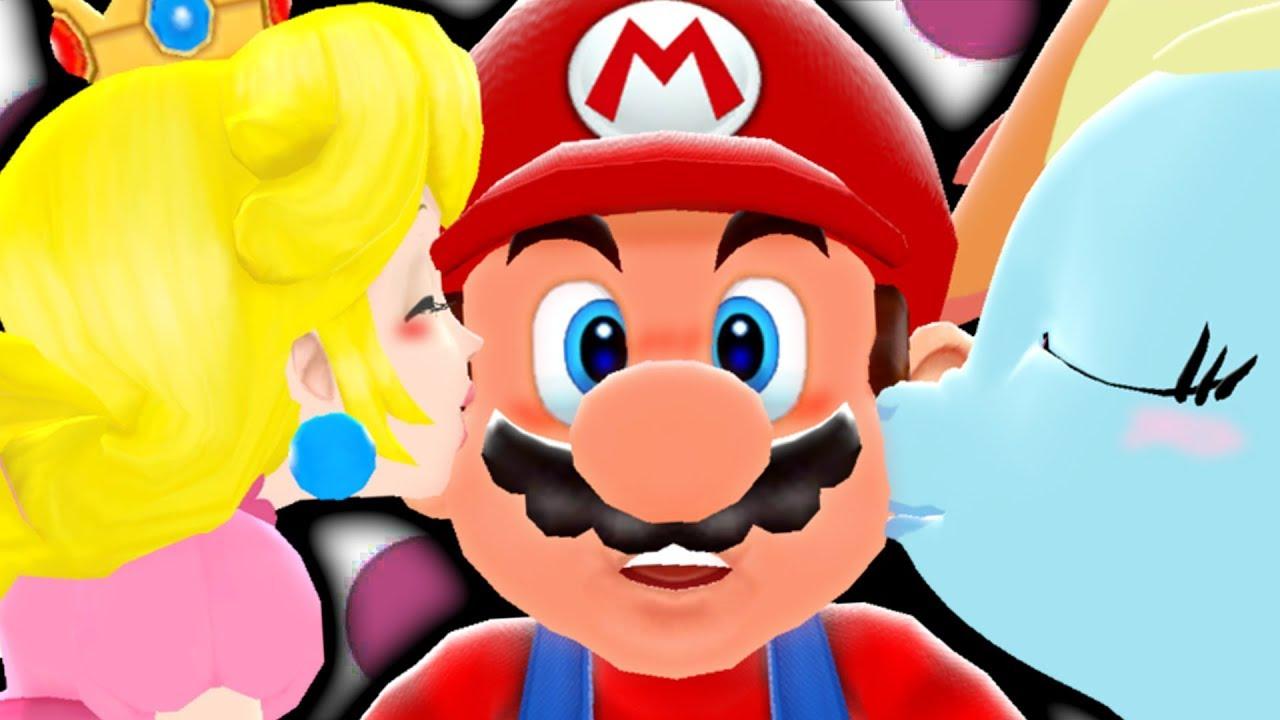 Doki Doki Mario 64 (very cute)