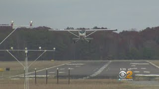 Stunt Pilot's Flights Have Long Island Neighborhood On Edge