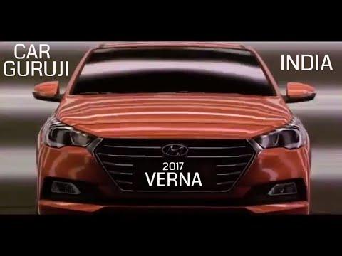 All New 2017 Hyundai Verna Full Specifications
