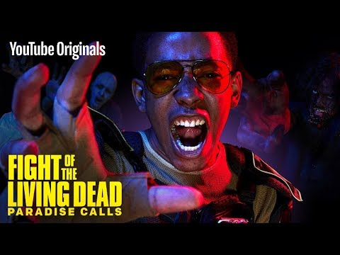 fight of the living dead paradise calls free online