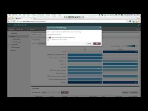 Engagio ABM Workshop: Scott Fehr - ABM Metrics in Action: Engagio Demo