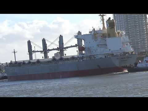GIOVANNI TOPICIMO: 9251315, MMSI: 636010697 Bulk Carrier