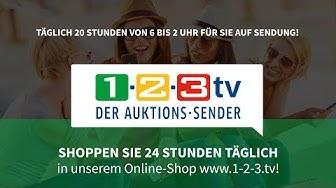 1-2-3.tv LIVE - Täglich von 6 bis 2 Uhr!