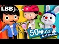 Children's Songs | Volume 1 | 50 Minutes Compilation from LBB Junior!