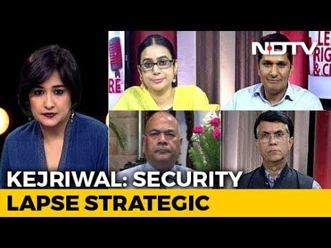 Arvind Kejriwal Attacked: Another Security Lapse?