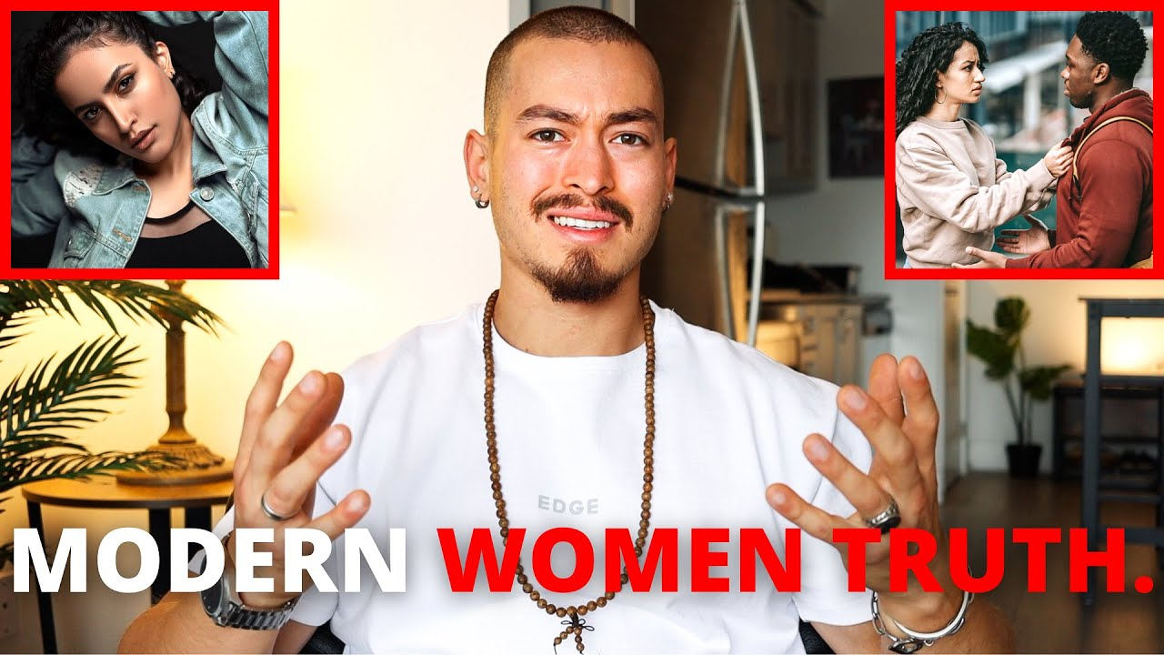 """THE TRUTH ABOUT """"MODERN"""" WOMEN! (Every Man Needs To Hear...)"""