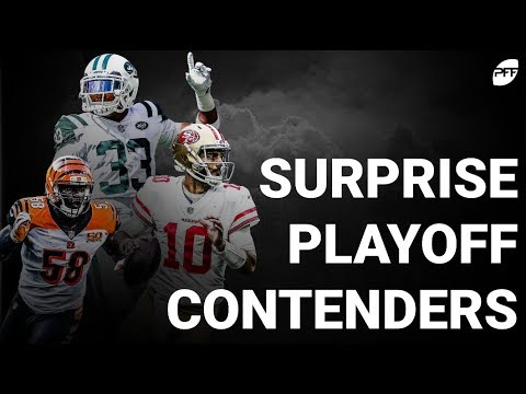 Surprise Playoff Contenders for the 2019 NFL Season  PFF