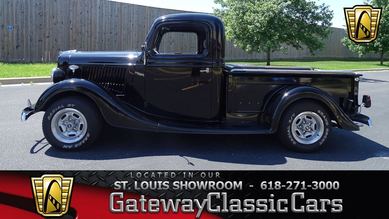 1936 Ford Pick Up for sale at Gateway Classic Cars STL