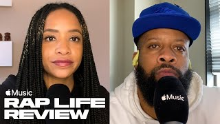 In this week's episode of rap life review, ebro, nadeska, and lowkey discuss the latest hip hop news from ongoing investigation involving g herbo casa...