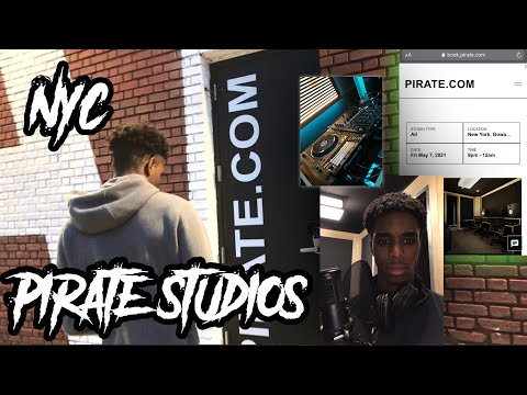 PIRATE.COM Brooklyn Recording Studio | 24/7 Music Studio | PIRATE