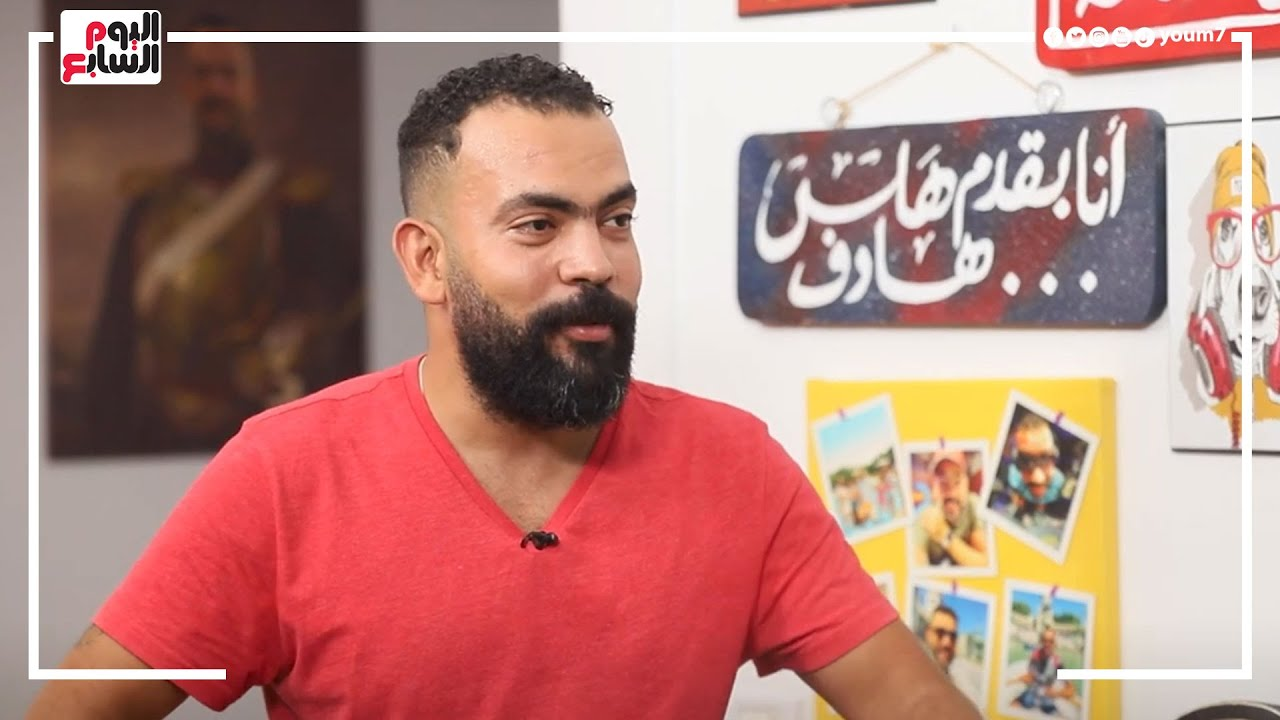 خالد عليش.. أنا كائن فضائي ملوش منافس .. ومبحبش القراية  - 09:54-2021 / 10 / 5