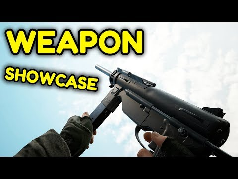 Battalion 1944 - ALL WEAPONS Showcase |