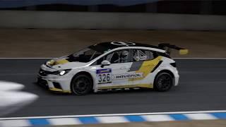 Project CARS 2 Opel TCR Laguna Seca Day/Night 1080TI Mp3