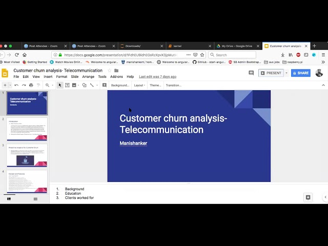 Project -2 _Session 1 _ Churn in Telecom Industry_25112018