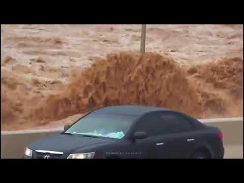 Rain In Salalah | Salalah Flood  | Heavy Rain In Salalah - 29-05-2020