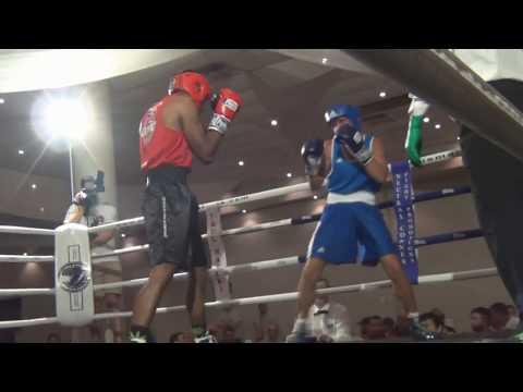 Isnad Zaman vs William Causer - Rd 1