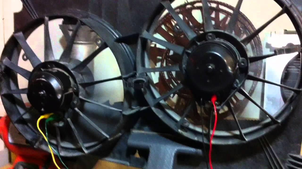 Dewitt Radiators Corvette Electric Fan Wiring Diagram Trusted Factory C5 Radiator Fans Youtube Champion