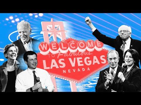 Ninth Democratic Primary Debate - February 19 2020 on NBC