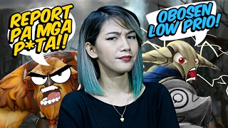 OK! The most SERIOUS & SALTIEST Dota Video Ever. Haha! Want a Fan S...