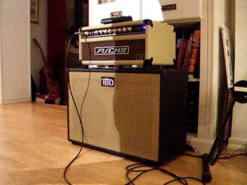 Fuchs ODS 30 SLX + EVM 12L cab + Fender Stratocaster