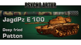 JagdPz E 100 / Deep fried Patton