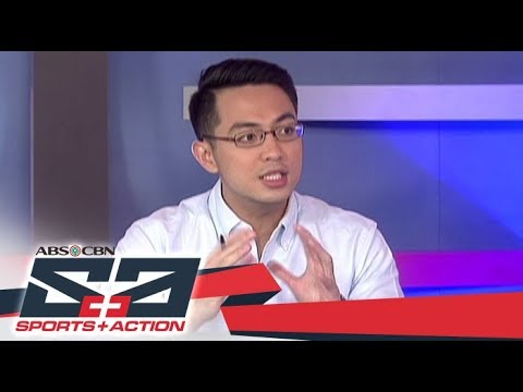 The Score: Migs Bustos talks about NBA Atlantic Division