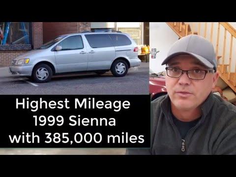 Top 5 Minivans That Last 300,000 Miles
