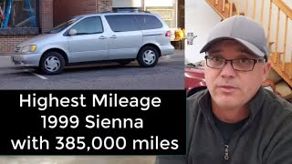Top 5 Minivans That Last 300,000 Miles