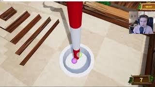 Teo's Golf It Stream #1