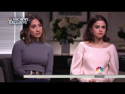 [HD] Selena Gomez & Francia Raísa Complete Interview (Today Show 10-31-2017)
