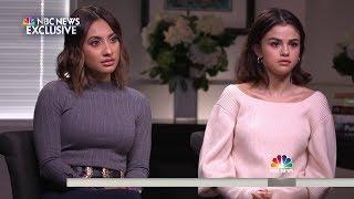 [HD] Selena Gomez & Francia Raísa Complete Interview (Today Show 10-31-2017)