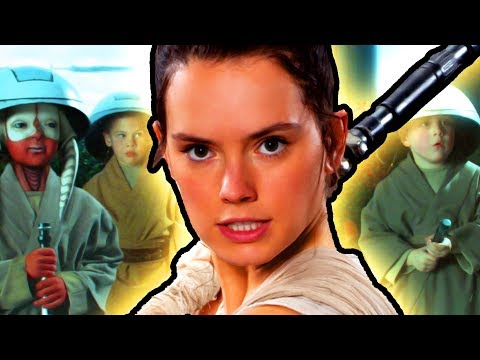 Is Rey Really a Nobody? | TGN Star Wars