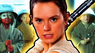 Is Rey Really a Nobody?   TGN Star Wars