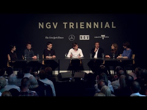 NGV Triennial | The New York Times Roundtable Discussion