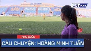 Câu chuyện tình cảm động của cựu cầu thủ U23 Việt Nam & nữ VĐV Điền Kinh