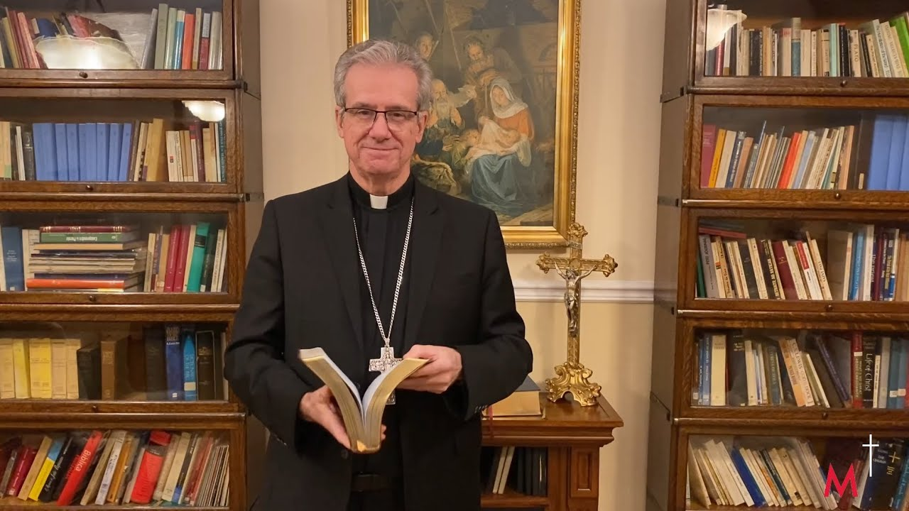 """""""Patience with each other """" - """"Care for the Soul"""": 84st Message from Most Reverend Christian Lépine"""