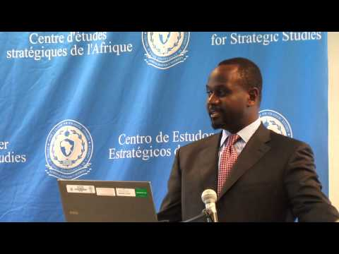 Natural Resources in Africa Case Study: DRC - Mvemba Dizolel