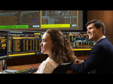 No. 1 Worldwide with Bloomberg, Haslam Students Trade $3 Million in Funds