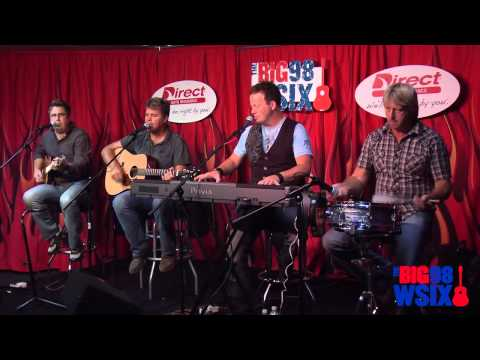 Lonestar - What About Now Performed Live at WSIX The Big 98