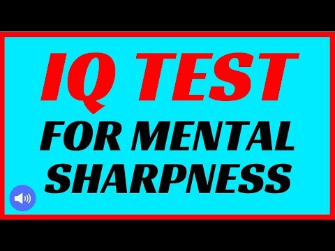 Best 10 IQ Brain Test Question with Answers - Quiz for Mental Sharpness