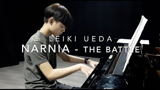 The Chronicles of Narnia - The Battle - Piano Solo | Leiki Ueda Arrangement