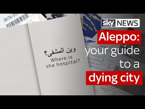 Aleppo: your guide to a dying city