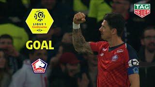 Goal José FONTE (84') / LOSC - Paris Saint-Germain (5-1) (LOSC-PARIS) / 2018-19