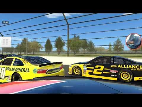 Real Racing 3 Nascar 3 times